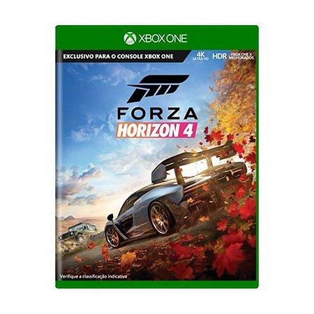 Forza Horizon 4 - Xbox One (usado)