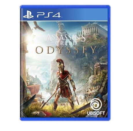 Assassin´s Creed: Odyssey - PS4 (usado)