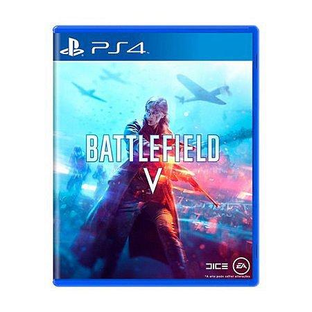 Battlefield 5 - PS4 (usado)