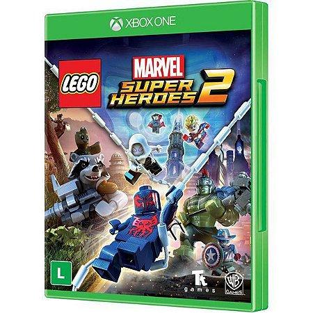 Lego Marvel Super Heroes 2 - Xbox One (usado)