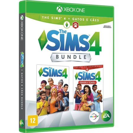 The Sims 4 Bundle - Xbox One