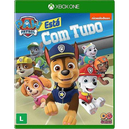Patrulha Canina: Esta Com Tudo - Xbox One