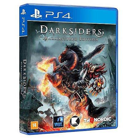 Darksiders: Warmastered Edition - PS4 (usado)
