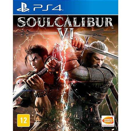 Soul Calibur 6 - PS4