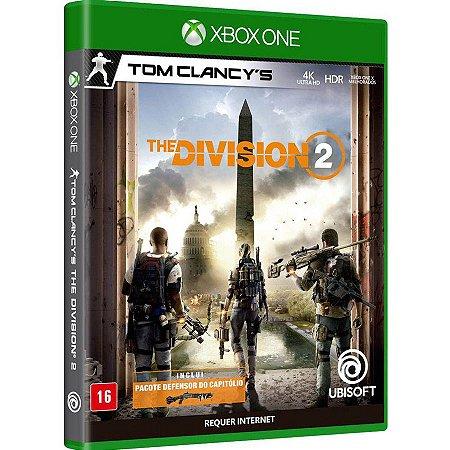 The Division 2 - Xbox One (usado)