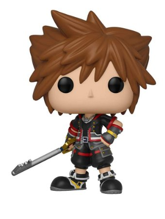 Sora: Kingdom Hearts 3 - POP Funko 406