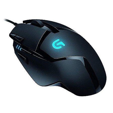 Mouse G402 Hyperion Fury Logitech 4000DPI
