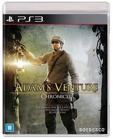 Adam´s Venture: Chronicles - PS3 (usado)