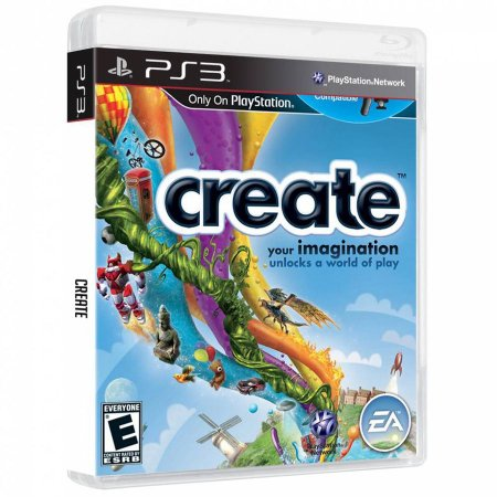 Create - PS3 (usado)
