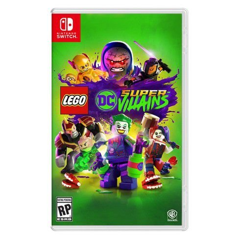 Lego DC: Super Villains - Switch