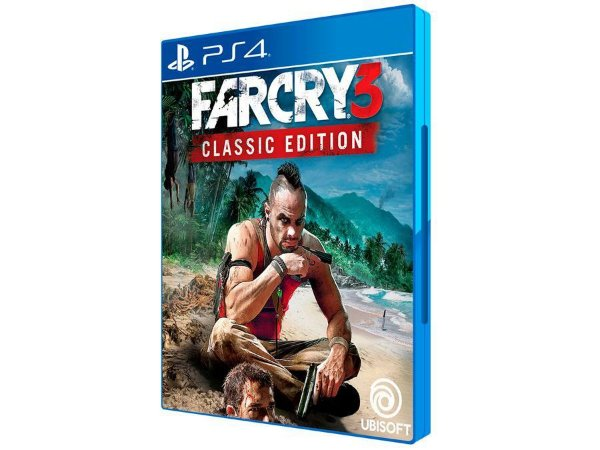 Far Cry 3: Classic Edition - PS4