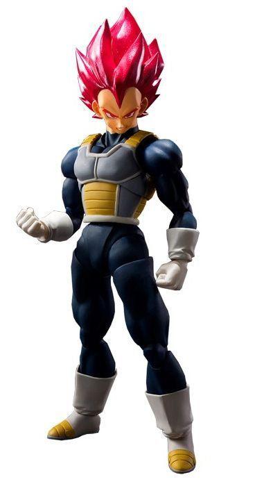 Vegeta Super Saiyan God: Dragon Ball Z - S.H.Figuarts Bandai