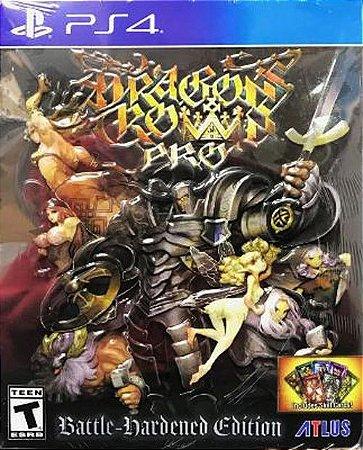 Dragon´s Crown Pro - PS4