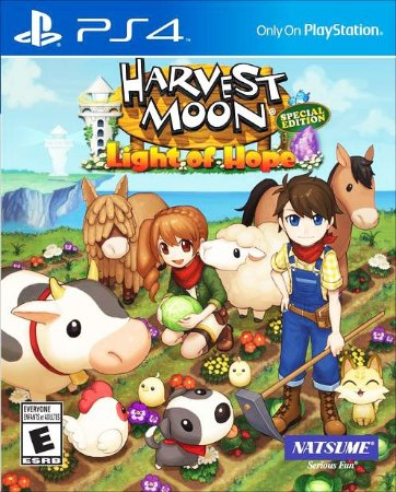 Harvest Moon: Light of Hope - PS4