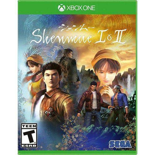 Shenmue 1 e 2 - Xbox One