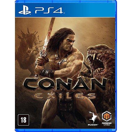 Conan: Exiles - PS4 (usado)