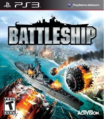 Battleship - PS3 (usado)