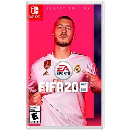 Fifa 20 - Switch (usado)