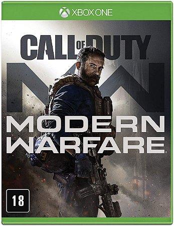 Call of Duty: Modern Warfare - Xbox One (usado)