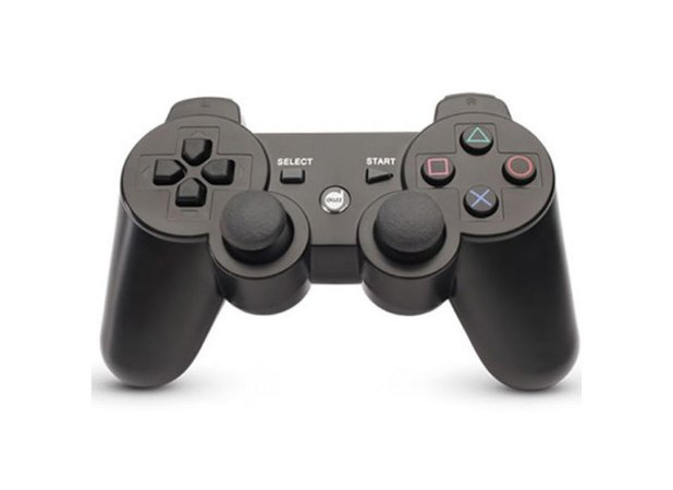 Controle PS3 Dualshock Preto Dazz