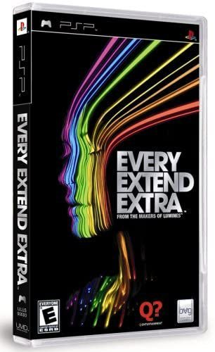 Every Extend Extra: From The Makers of Lumines - PSP