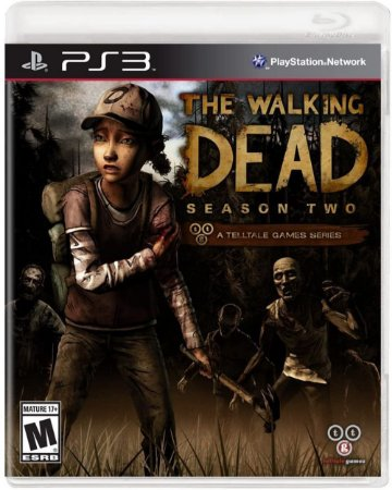 The Walking Dead: Season Two - PS3 (usado)