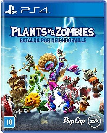 Plants Vs Zombies: Batalha Por Neighborville - PS4 (usado)
