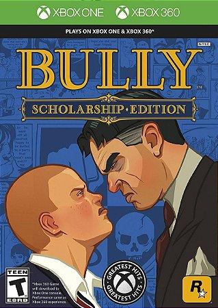 Bully: Scholarship Edition - Xbox 360 (usado)