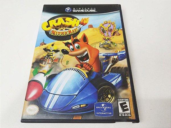 Crash: Nitro Kart - Gamecube (usado)