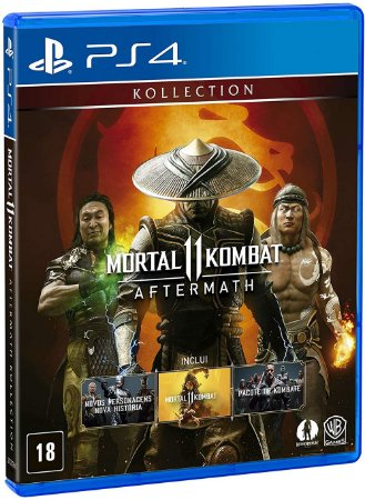 Mortal Kombat 11: Aftermath - PS4