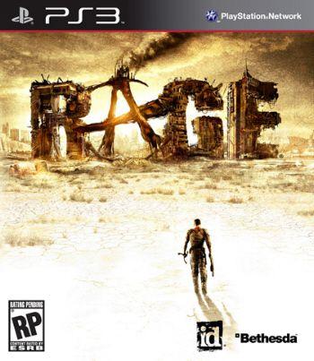 Rage - PS3 (usado)