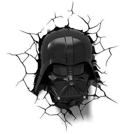 Luminária Darth Vader: Star Wars - 3D Light FX