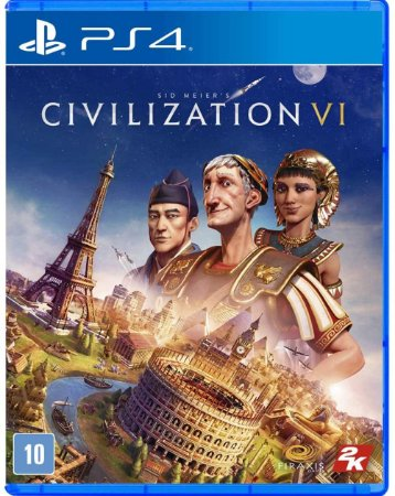 Civilization 6 - PS4