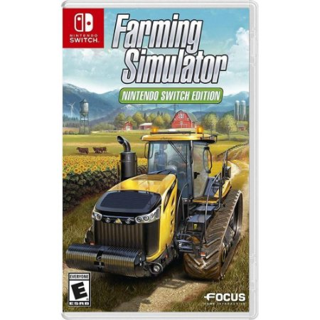 Farming Simulator: Nintendo Switch Edition - Switch