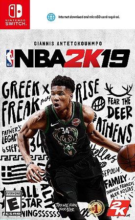 NBA 2K19 - Switch (usado)