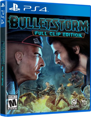 Bulletstorm: Full Clip Edtion - PS4