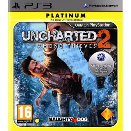 Uncharted 2: Among Thieves PT/PT - PS3 (usado)