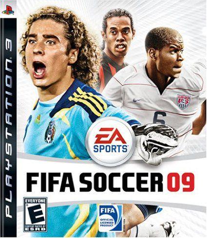 Fifa Soccer 09 - PS3 (usado)