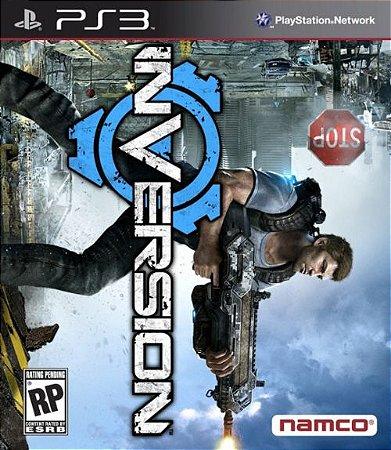 Inversion - PS3 (usado)