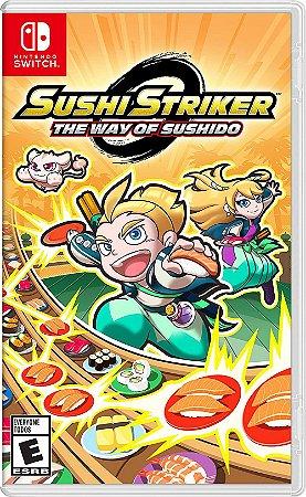 Sushi Striker: The Way of Sushido - Switch
