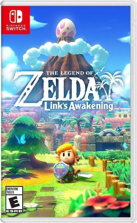 The Legend Of Zelda: Link´s Awakening - Switch