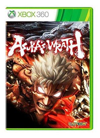 Asura´s Wrath - Xbox 360 (usado)