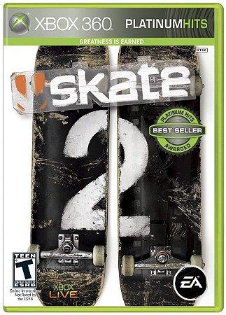 Skate 2 - Xbox 360 (usado)