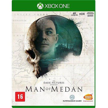 The Dark Pictures Anthology: Man of Medan - Xbox One (usado)