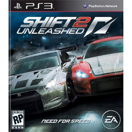 Shift 2: Unleashed - PS3 (usado)