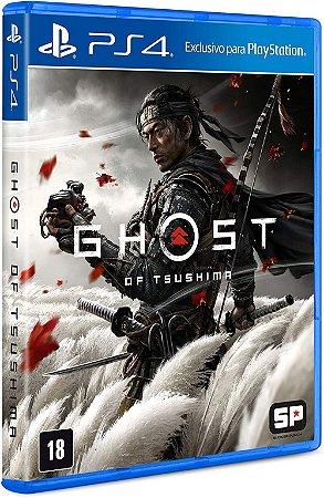 Ghost of Tsushima - PS4 (usado)
