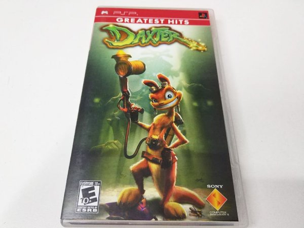 Daxter Greatest Hits - PSP (usado)