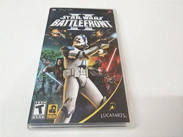 Star Wars: Battlefront 2 - PSP (usado)