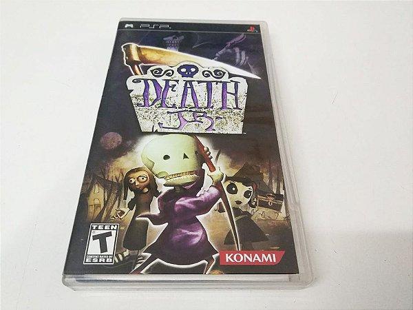 Death JR. - PSP (usado)