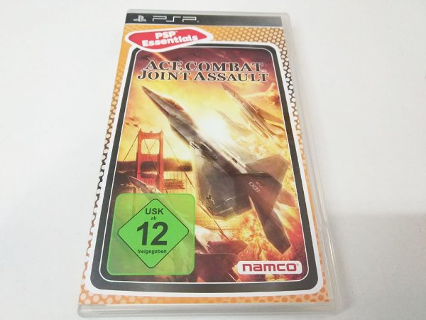 Ace Combat: Joint Assault - Essentials PSP (usado)